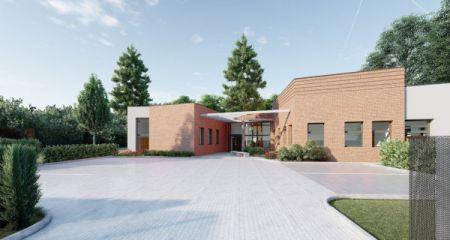 Wybudują nową bibliotekę. Zobacz wizualizacje - Grodzisk News