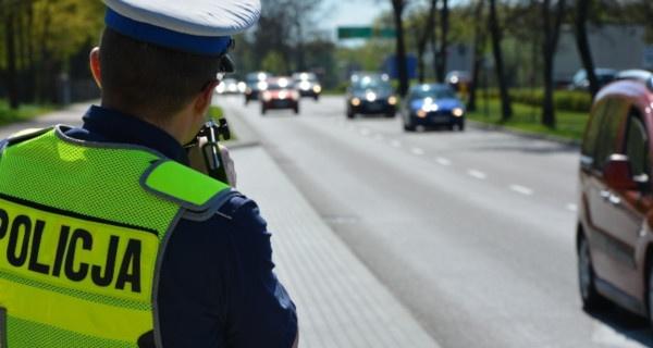 Wzmożone kontrole prędkości, jeden kierowca stracił prawo jazdy - Grodzisk News