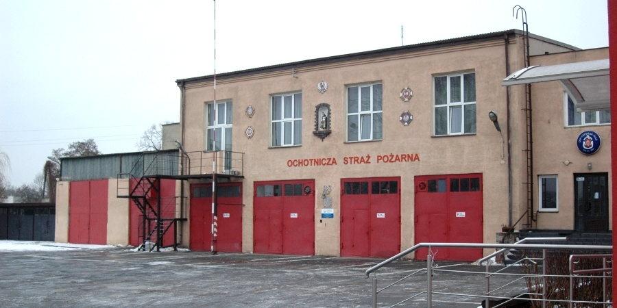 Benedykciński: Budowa remizy OSP w Grodzisku bez podziału na etapy – od razu całość - Grodzisk News