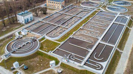 Bioreaktor grodziskiego ZWiK-u już gotowy - Grodzisk News