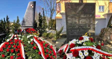 Grodzisk uczcił pamięć katastrofy smoleńskiej - Grodzisk News