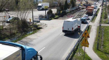 Policyjny dron pilnuje bezpieczeństwa na drogach - Grodzisk News