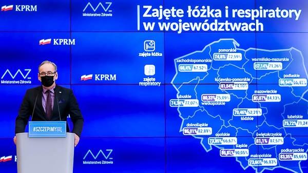 Rząd przedłuża obostrzenia - Grodzisk News