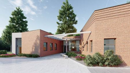 Umowa na budowę biblioteki podpisana. Obiekt w 2022 roku - Grodzisk News