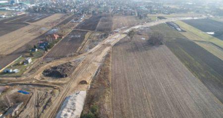 Zmiana organizacji ruchu w grodziskiej gminie. Powodem budowa obwodnicy - Grodzisk News