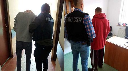 Okradli znajomego, zostali zatrzymani - Grodzisk News