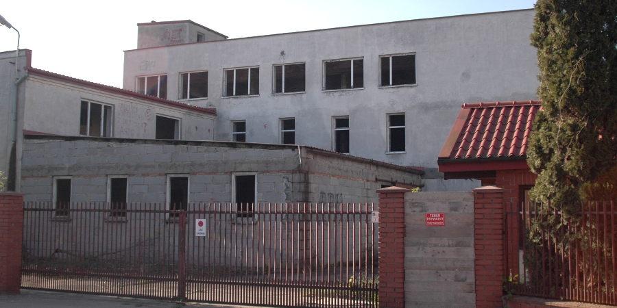 Benedykciński: Coraz bliżej rozbiórki starej fabryki na Harcerskiej - Grodzisk News