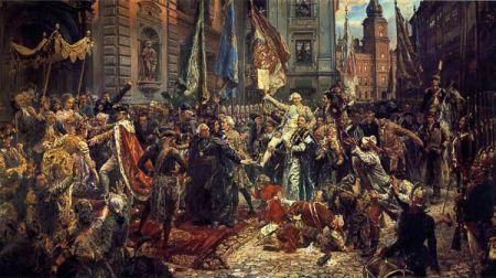 Dziś rocznica uchwalenia Konstytucji 3 maja. O historii słów kilka - Grodzisk News
