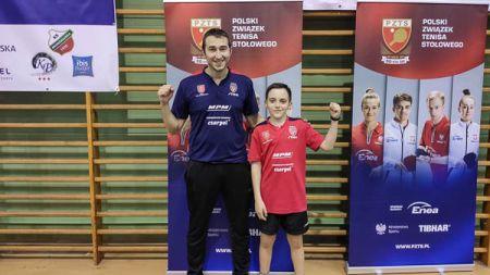Młody tenisista Bogorii najlepszym Żakiem w Polsce! - Grodzisk News