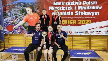 Młodzi grodziscy sportowcy z medalami mistrzostw Polski - Grodzisk News