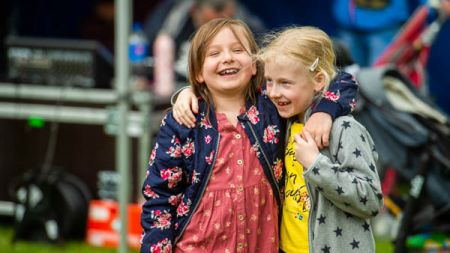 Moc dziecięcego entuzjazmu w grodziskim Parku Skarbków [FOTO] - Grodzisk News