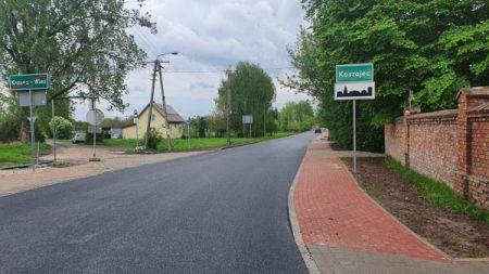 Nowa jakość drogi powiatowej - Grodzisk News