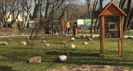 Piknik ekologiczny w ogrodzie botanicznym - Grodzisk News