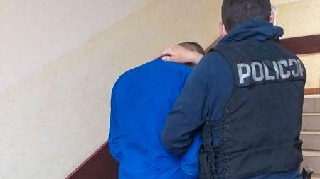 Zatrzymany za kradzież przyczepy kempingowej - Grodzisk News