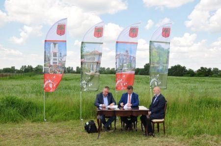 Będzie nowa szkoła w gminie Brwinów. Umowa na projekt podpisana - Grodzisk News