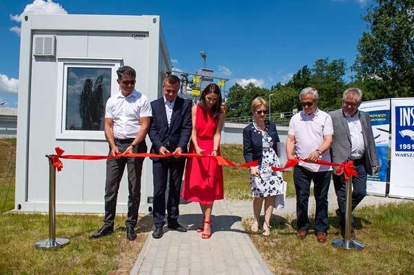 Bioreaktor w Chrzanowie Dużym oficjalnie otwarty [FOTO] - Grodzisk News