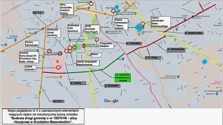 Burmistrz: Przetarg na budowę łącznika Dalekiej z Radońską w ciągu dwóch tygodni - Grodzisk News