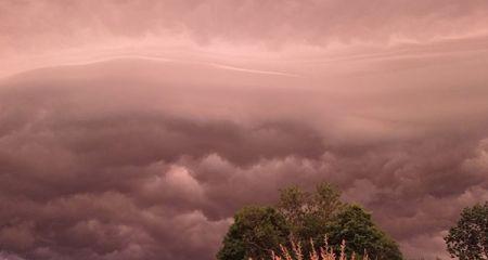 IMGW: Dziś gwałtowne burze z gradem - Grodzisk News