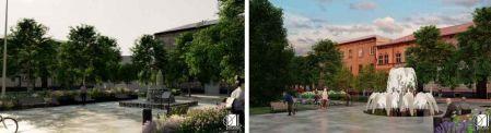 Jak będą wyglądały plac Wolności i deptak? - Grodzisk News