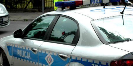 Kolizja w Bieganowie. Kierowca volkswagena uderzył w wiadukt - Grodzisk News