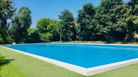 Na początku lipca start basenu w Milanówku - Grodzisk News
