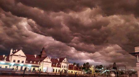 Niebo nad powiatem: Zdjęcia czytelników - Grodzisk News