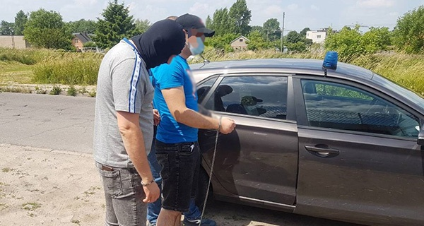 Strzelanina w Żyrardowie. 25-letni mieszkaniec miasta zatrzymany [FOTO] - Grodzisk News