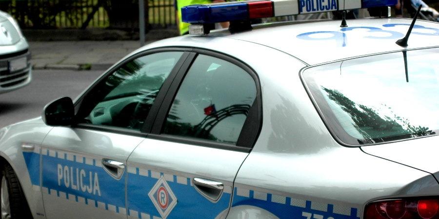 Zderzenie pięciu samochodów w Maryninie - Grodzisk News