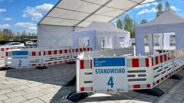 Znamy harmonogram działania drive-thru w Szczęsnem - Grodzisk News