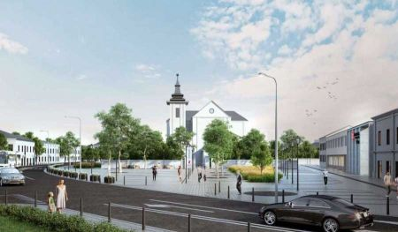 Będzie więcej zieleni na pl. Króla Zygmunta Starego - Grodzisk News