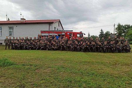 Co żołnierze robili na grodziskim deptaku? [FOTO] - Grodzisk News