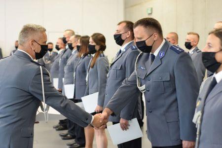Grodziscy policjanci obchodzili swoje święto [FOTO] - Grodzisk News