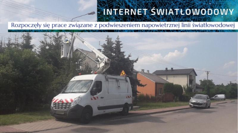 Kolejne miejscowości z szybkim internetem - Grodzisk News