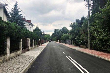 Nowa jakość ulicy Kraszewskiego - Grodzisk News