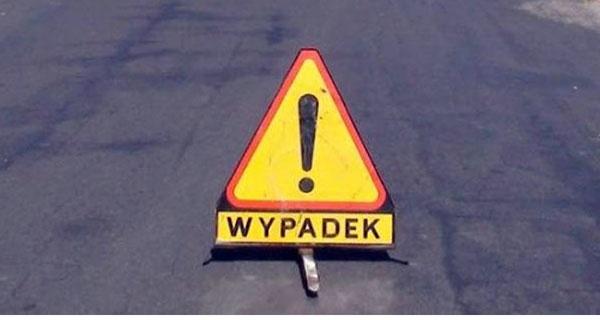 Poranny wypadek na zjeździe z A2, są utrudnienia - Grodzisk News