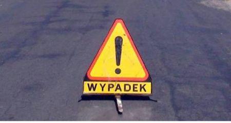 Potrącenie motocyklisty w Kozerkach. Trasa zablokowana - Grodzisk News
