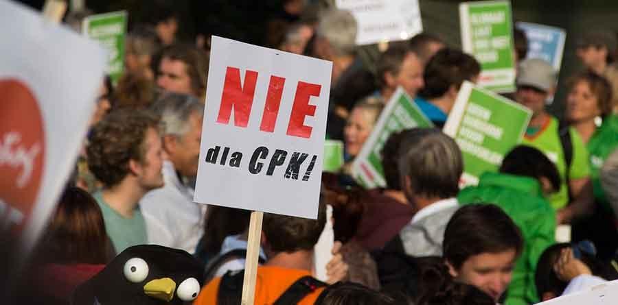 Dziś protest mieszkańców przeciwko CPK. Wójt wspiera mieszkańców - Grodzisk News
