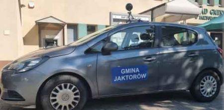 Google Street View w gminie Jaktorów - Grodzisk News