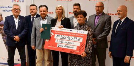 Ponad 19 mln zł dofinansowania na kolejne kilometry ścieżek w regionie - Grodzisk News