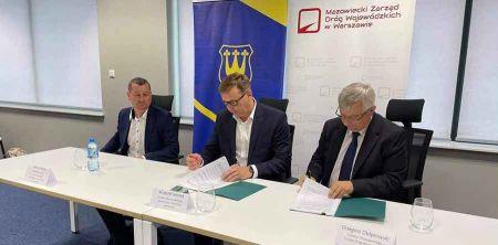 Ponad 25 mln zł na przebudowę trasy 579 - Grodzisk News