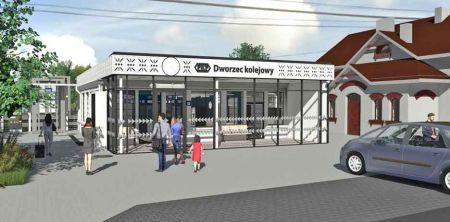 Są oferty na przebudowę dworca w Milanówku - Grodzisk News