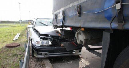 Śmiertelny wypadek przy autostradzie A2 - Grodzisk News
