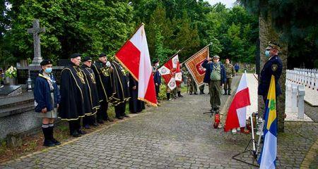 Tak Milanówek uczcił pamięć o Powstaniu Warszawskim [FOTO] - Grodzisk News