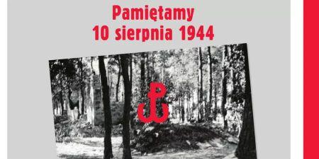 Upamiętnimy rocznicę śmierci żołnierzy AK i zniszczenia magazynu broni w Milanówku - Grodzisk News