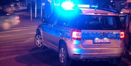 Wieczorna kolizja na A2. Kierująca BMW uderzyła w bariery - Grodzisk News