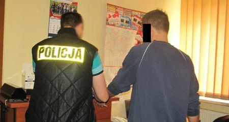 18-latkowi zatrzymanemu po pościgu grozi pięć lat więzienia - Grodzisk News