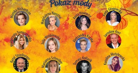 Gwiazdy dzieciom w Mediatece, czyli charytatywny pokaz mody - Grodzisk News