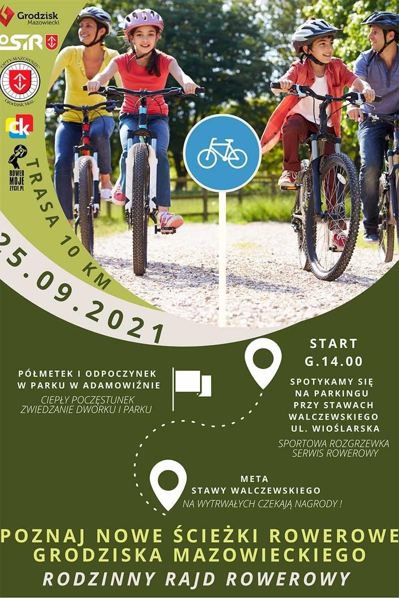 Imprezy rowerowe w regionie - Grodzisk News