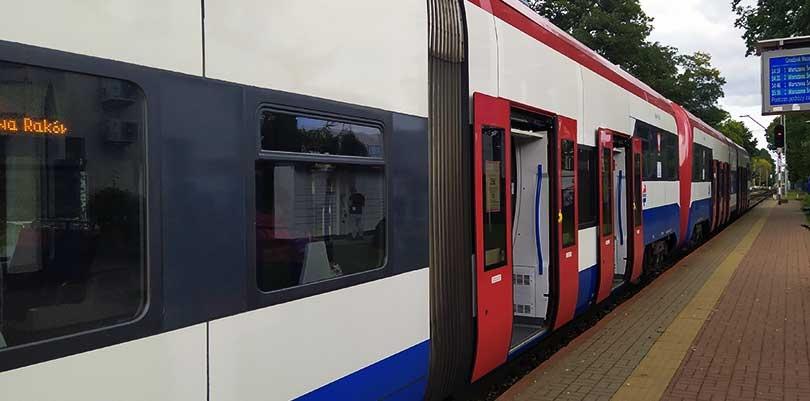 Jest projekt rocznego rozkładu jazdy. WKD chce poznać potrzeby pasażerów i publikuje ankietę - Grodzisk News