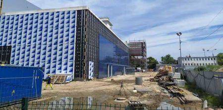 Jest przetarg na parking przy nowej hali sportowej - Grodzisk News